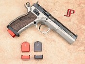 Springer Precision EZ CZ 9mm/40 base pads - Tactical Sport Orange
